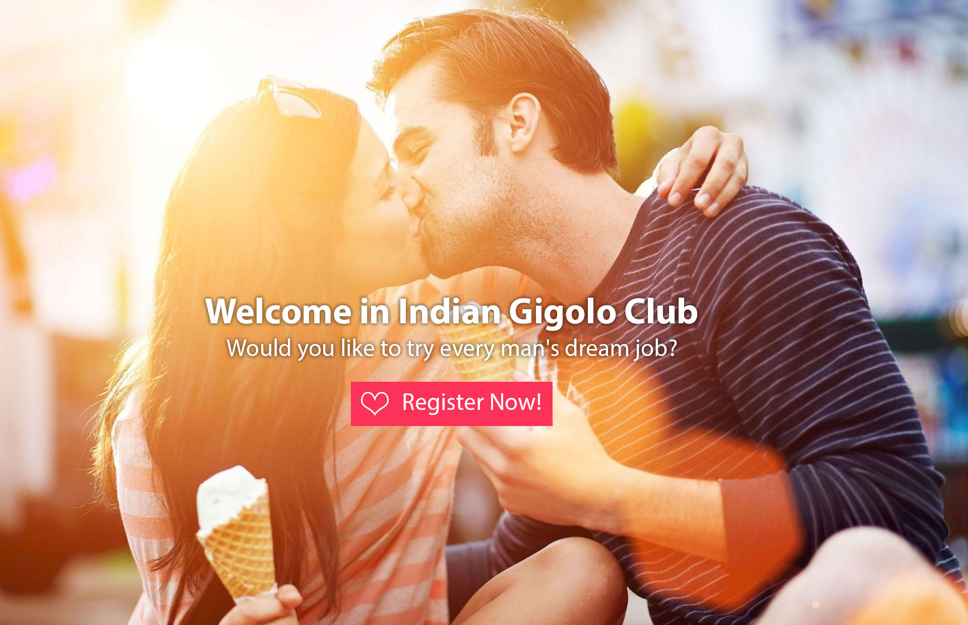 women seeking gigolo